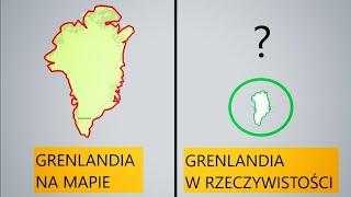 Dlaczego wszystkie mapy świata oszukują