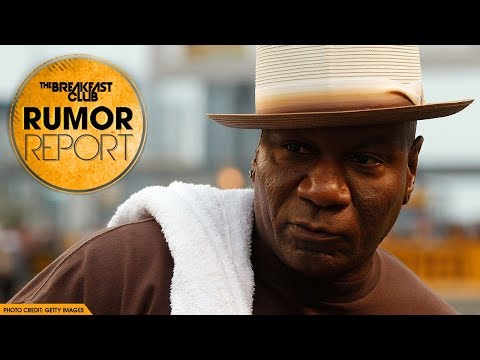 Ving Rhames Explains What It's Like to Be Held at Gunpoint