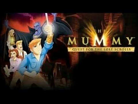Смотреть мультфильм мумия