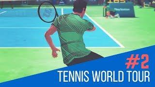 TENNIS WORLD TOUR : Le PATCH 1 est enfin arrivé! GAMEPLAY FR