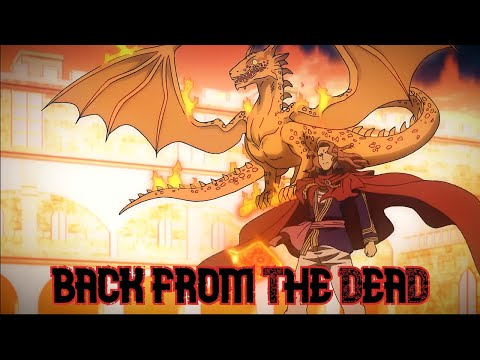 Black Clover Amv - Back From The Dead