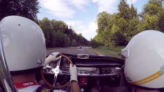 Over 200 km/h with a Mercedes-Benz 300 SLS at Solitude Revival 2015