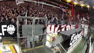 Top 5 der Eintracht Frankfurt Fangesänge