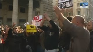 Sciopero dei tassisti, scesi in piazza a Roma. Ecco i 5 punti della discordia