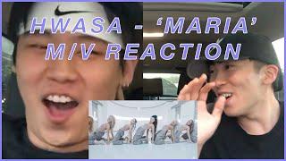 Baixar HWASA (화사) - 'MARIA' (마리아) M/V REACTION | BODY ROLLS!!!!!