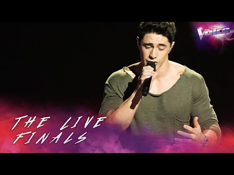 The Lives 1: Brock Ashby Sings Too Good At Goodbyes | The Voice Australia 2018