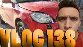 Accident la prima ora... - Vlog 138