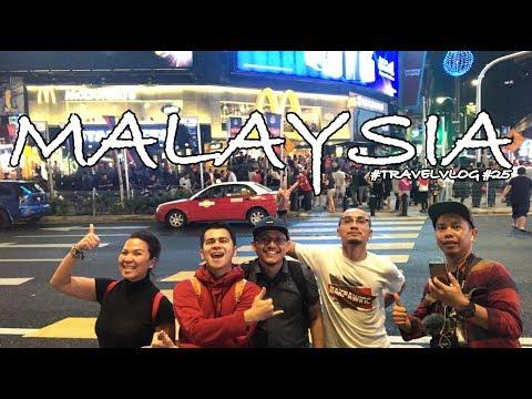 HALLO KUALA LUMPUR ( MALAYSIA TRIP ) #TRAVELVLOG #25