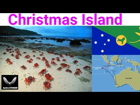 Christmas island || In Tamil  ||  Active Citizen