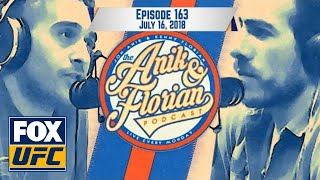 UFC Fight Night Preview - Shogun Vs. Smith | EPISODE 163 | ANIK AND FLORIAN PODCAST