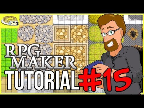 Custom Weapon Art - RPG Maker MV Tutorial - Photoshop Tutorial