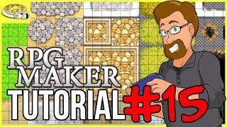 BenderWaffles Teaches: RPG Maker #15 - Basic Custom Tilesets