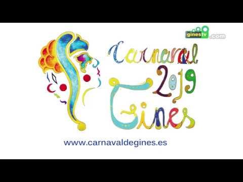 El sábado 9 arranca el Carnaval de Gines con la proclamación de los Ninfos y el Pregón Inaugural