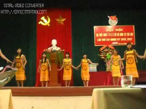 múa nàng sơn ca tại UBND xã yên sơn 0125 591 4444.flv