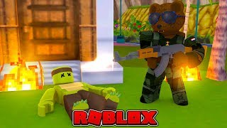 ROBLOX TOWER BATTLES - BRUNO'S FIRST WIN OR FAIL??? w/ Tiny Turtle