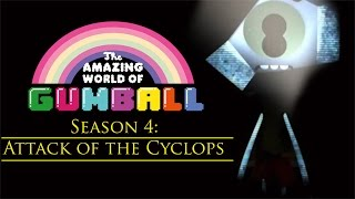 The Amazing World of Gumball Season 4 : Attack of the Cyclops Trailer 2016