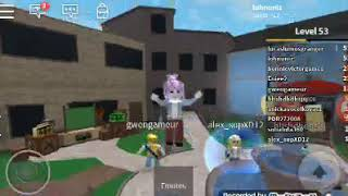 PLAYING MURDER MISTERY 2 (Roblox)