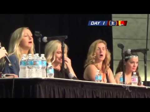 The People Behind the Ponies (VA Panel) - BronyCon 2016
