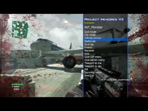 [PS3/MW3] MW3 Mod Menu Project Memories v3.7 / Fun Lobby [1.24]