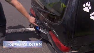 Handy im Auto: Eine unkluge Entscheidung | Auf Streife - Die Spezialisten | SAT.1 TV