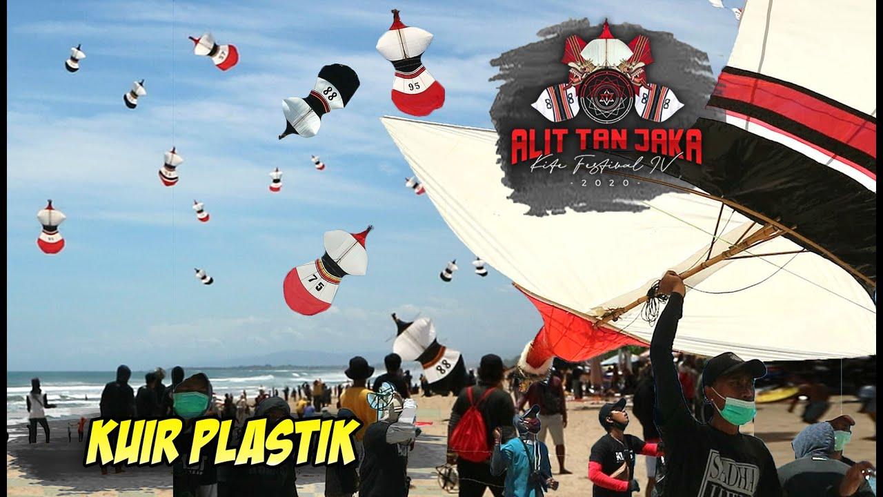 KUIR PLASTIK  | ALIT TAN JAKA KITE FESTIVAL IV 2020