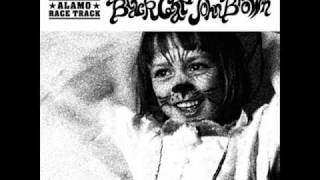 alamo race track : black cat john brown