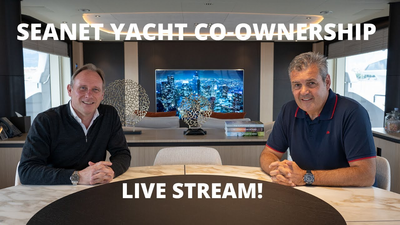Co-Owning a Yacht. Your questions answered by Matty Zadnikar of SEANET