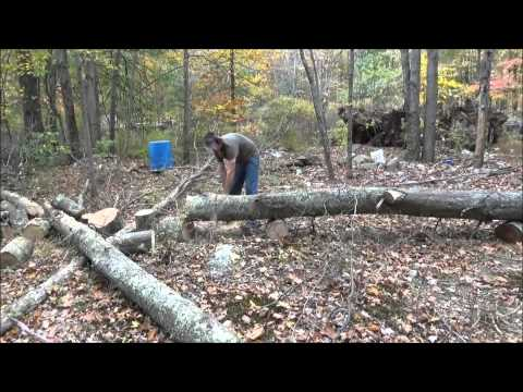 Daily Life On The Off Grid Homestead Preparing For Winter O14