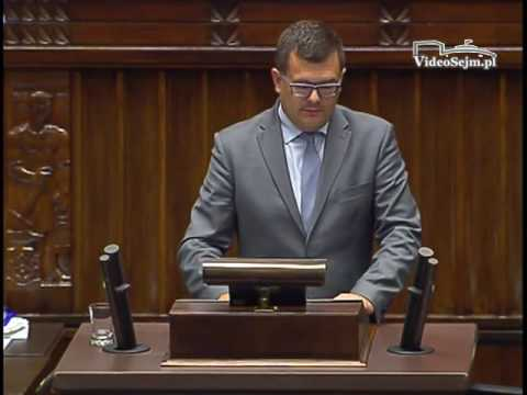 Piotr Uściński – wystąpienie z 5 września 2016 r.