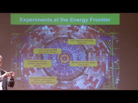 MIT Museum Soap Box Series: Higgs Boson and Neutrinos