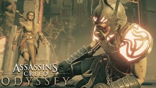 Assassin's Creed Odyssey THE FATE OF ATLANTIS Episode 2 All Cutscenes Movie (Game Movie)