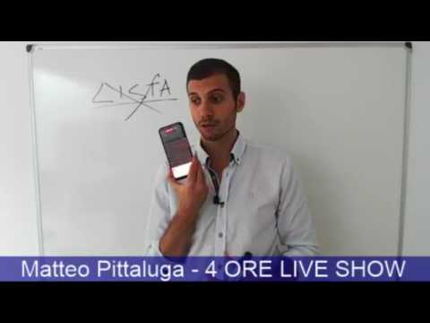 Marketing Genius - THE MARATHON 4 ore live Show