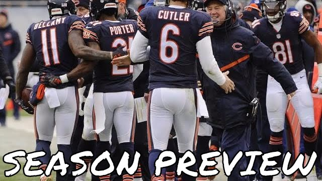 c8fe4702744 Chicago Bears 2016-17 NFL Season Preview - Win-Loss Predictions and More!