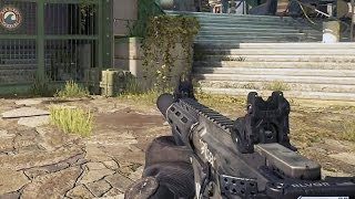 Playstation 4 Call of Duty: Ghosts Gameplay - 30-2 FFA on Strikezone (COD Ghost PS4 Live Game Play)