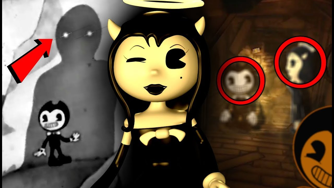 Things You Missed Alice Vs Bendy Bendy And The Ink