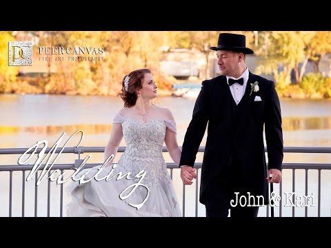 Rockford Burpee Museum Wedding Film | John + Kari
