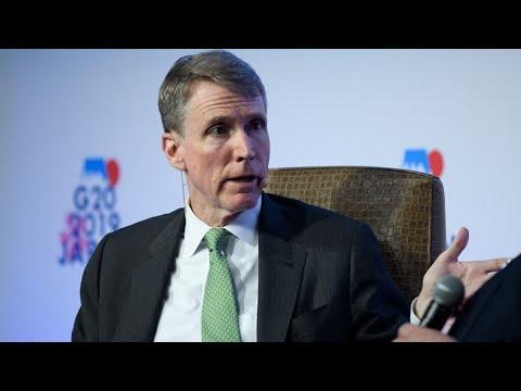 'Open Door' for U.S. Financials in China, IIF CEO Says