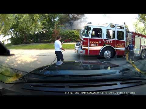 House fire, 555 Byrd Road, Riverside, IL, Sept. 5, 2019