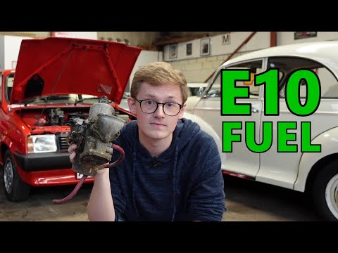 Download E10 Petrol - Its Effects on You, the Environment, and Your Classic Car