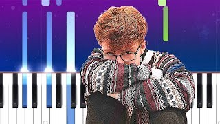 Cavetown - Boys will be bugs (Piano tutorial)