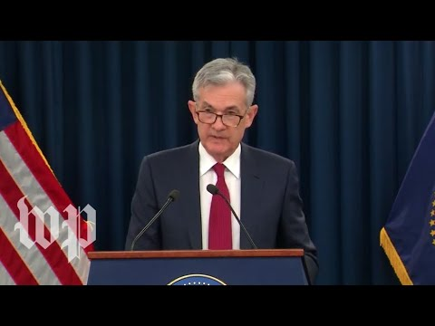 Federal Reserve Chair delivers remarks after interest rate decision