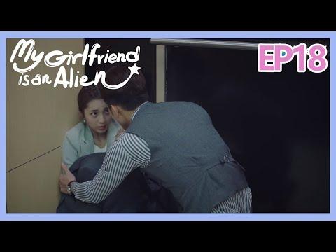 【ENG SUB 】My Girlfriend Is An Alien Essence Version EP18——Starring: Wan Peng, Hsu Thassapak