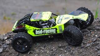 FLUX DESERT ASSAULT BSD RACING RC CAR