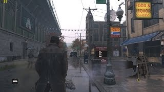 Watch Dogs Ultra Settings Gameplay (1080p )