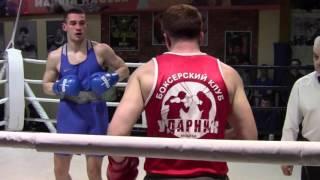 8 Гайдук Игорь БК Груша vs Цикин Алексей МГФСО раунд 1