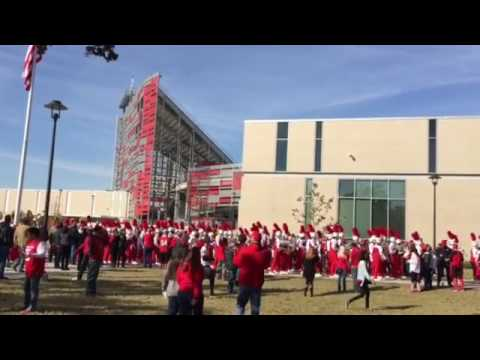 UH Fight Song at the 2015 AAC Championship Game