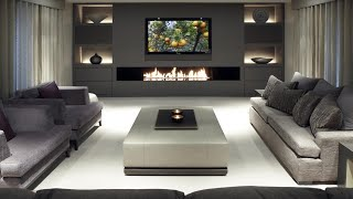 Beautiful and stylish living room decor design ideas
