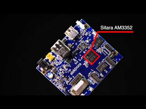 Smart Home and Energy Gateway Reference Design Demo