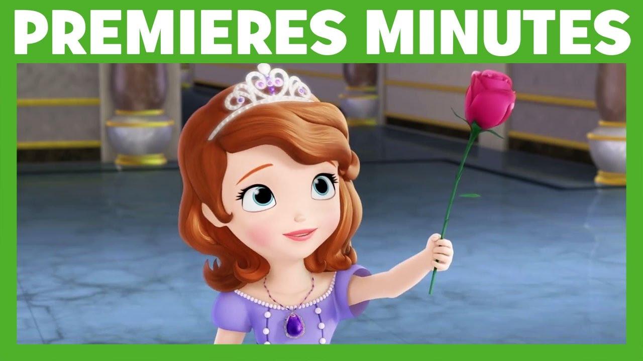 Princesse sofia la f te des m res youtube - Peinture princesse disney ...