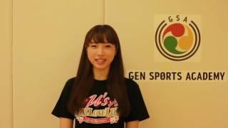 Cheer1(W-1チーム)新メンバー・尾崎礼香|PR動画 中島礼香 動画 30